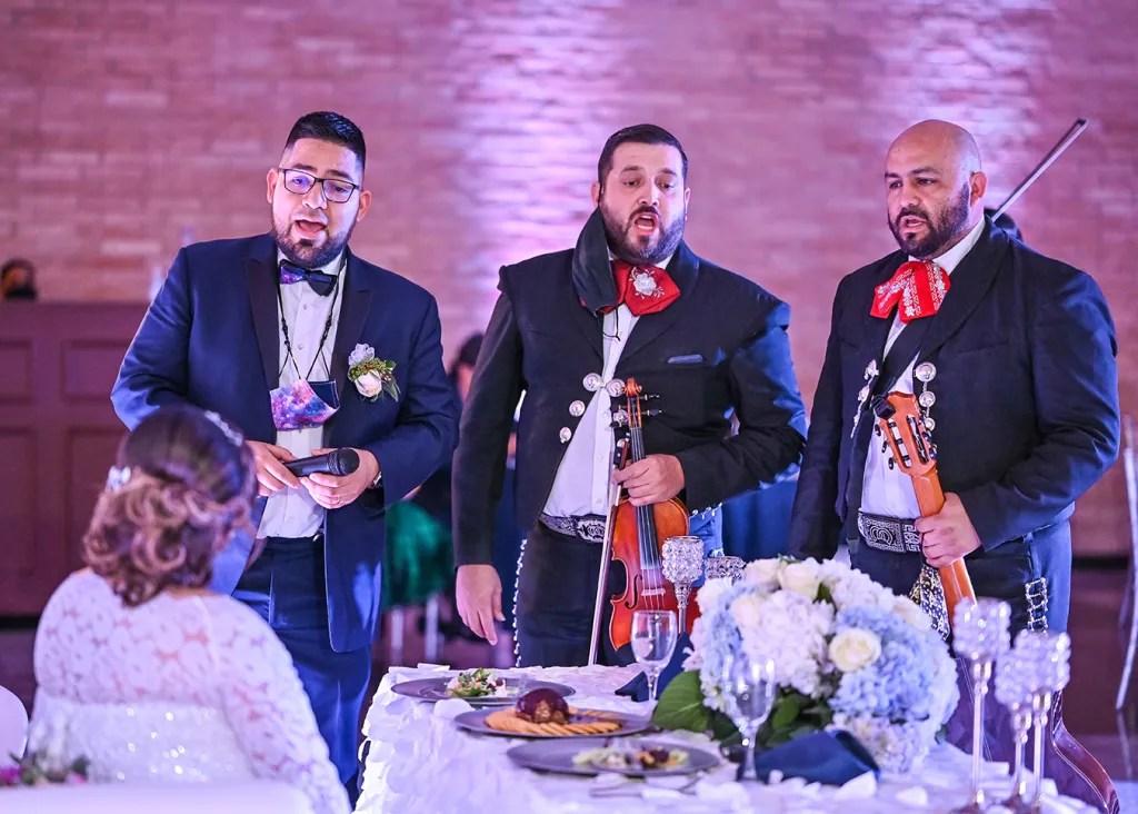 wedding mariachi