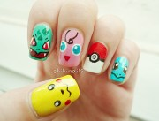 dope nail art beebeye crew