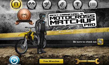 Ricky Carmichael Motocross
