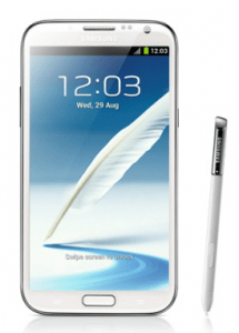 Samsung's Galaxy Note II