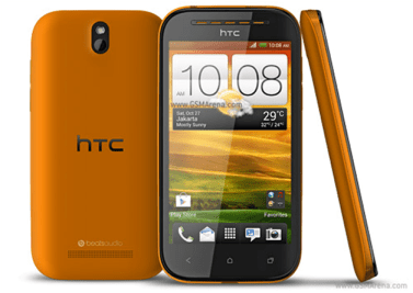 Under Rs. 20K – HTC Desire SV