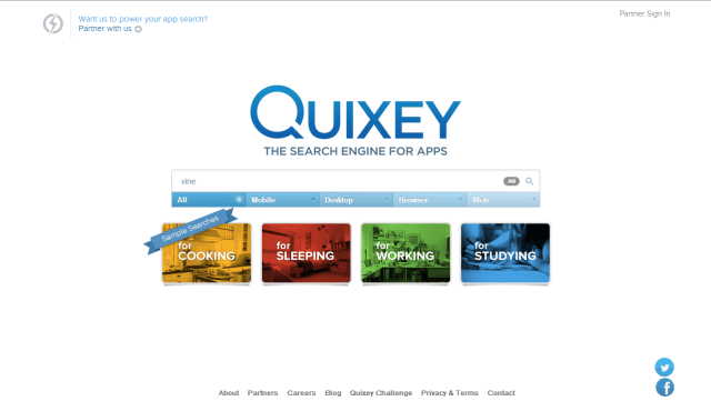 Quixey, Search Engine For Apps Across Different Platforms