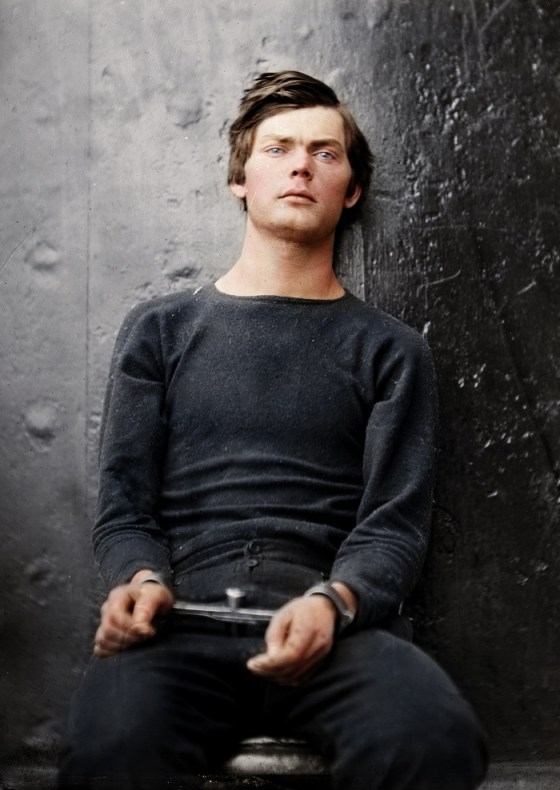 Lewis Powell, part of the Abraham Lincoln assassination conspiracy, his job was to kill William H. Seward