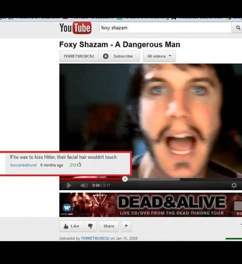 25 funniest youtube comments of all time screenshots for Images comment pics