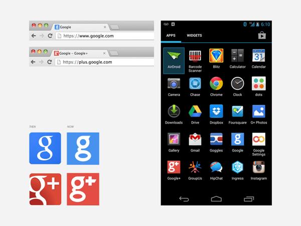 Google New Logo Rebrand 2