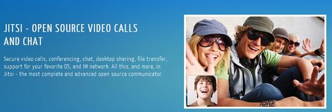 jitsi - Skype альтернативы