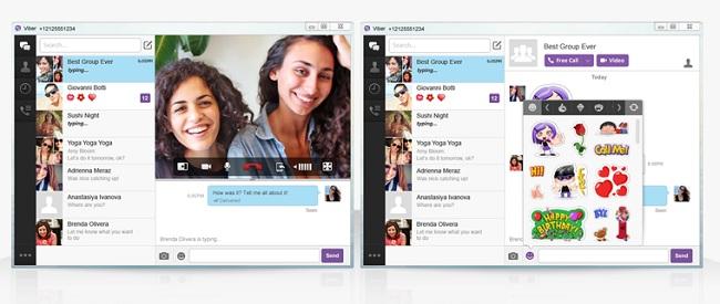 Viber- Skype Альтернативы