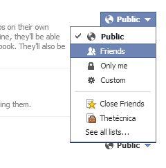 como escondo amigos de facebook