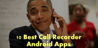 10 Best Call Recorder Android Apps