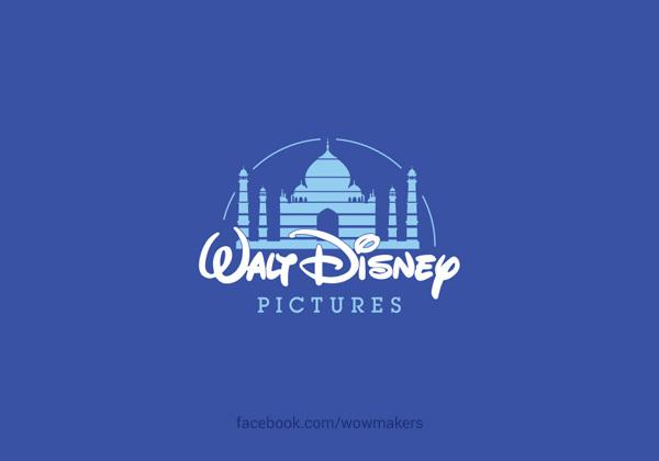 Walt Disnep Desi Logo