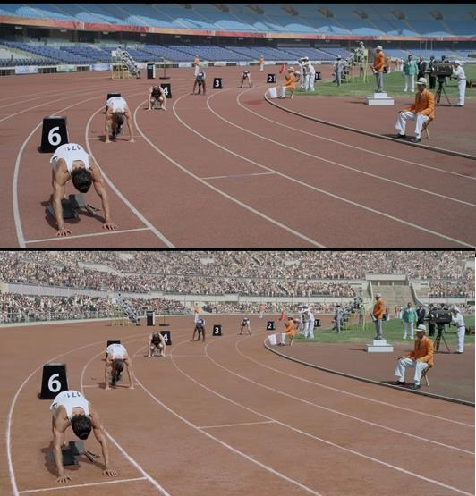 Bhaag Milkha Bhaag VFX before and after1