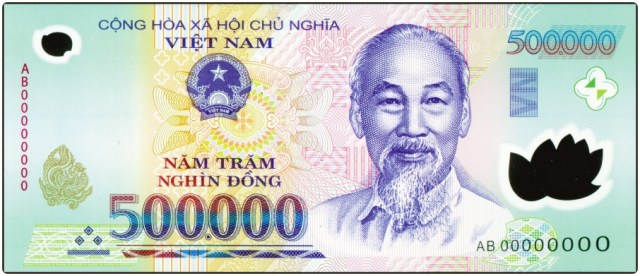 Currency_Vietnam_Dong