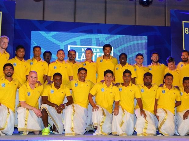 Kerala Blasters FC Sachin Tendulkar