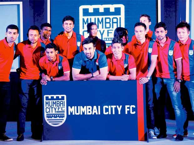 Mumbai City FC Ranbir