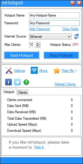 mHotspot