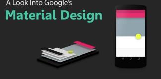 google material-design