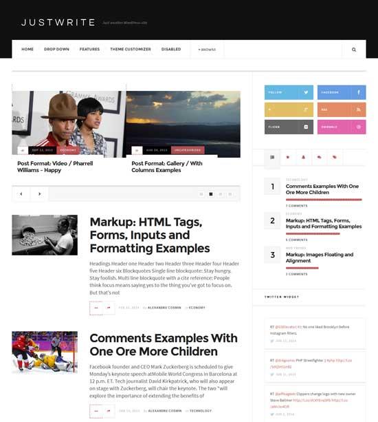 JustWrite-Free-news