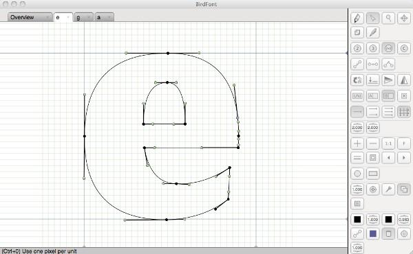 font-tools-birdfont