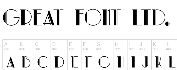 monogram-fonts-parklane