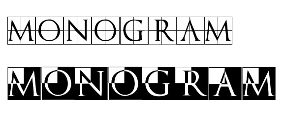 monogram-fonts-trajanusbricks