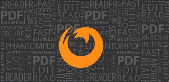Foxit PDF Editor 2015