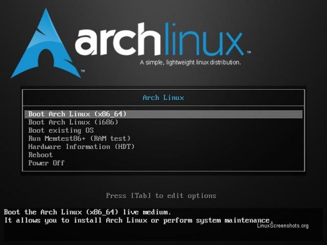 best-linux-distros-archlinux