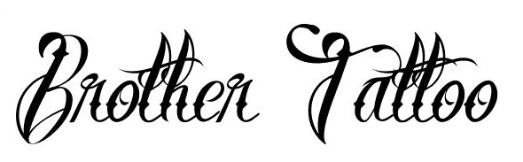 30 best free tattoo fonts 2015. Black Bedroom Furniture Sets. Home Design Ideas