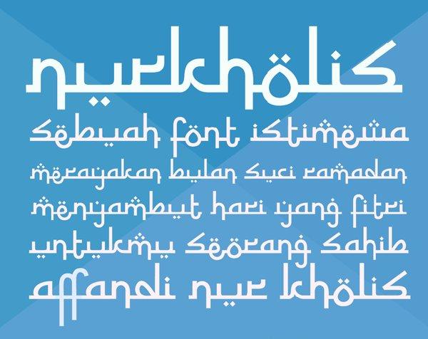 tattoo-fonts-nurkholis