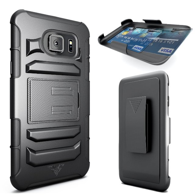 CellBee S6 Edge Heavy Duty Case