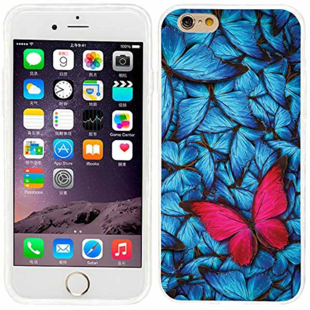 ChiChiC Stylish TPU iPhone 6 Case