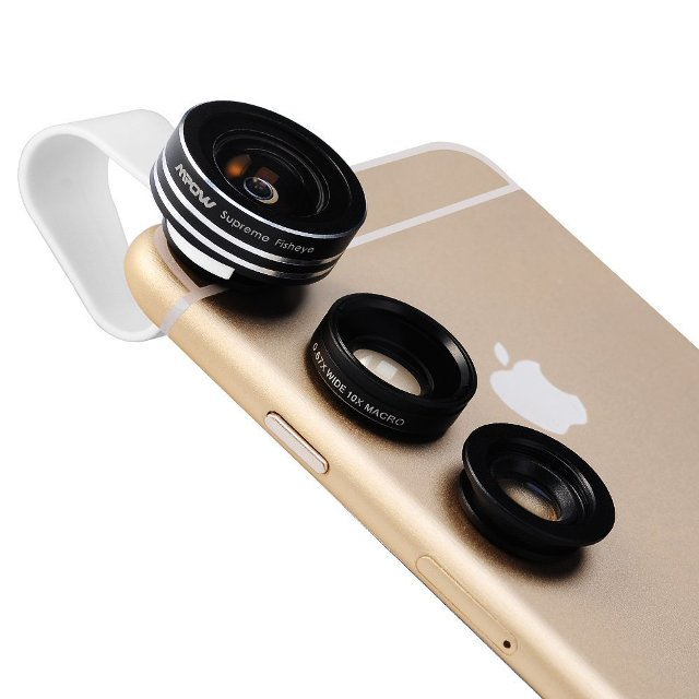 Mpow 3 in 1 iPhone Lens