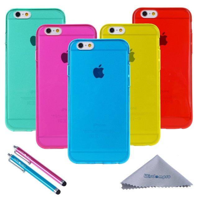 Wisdompro iPhone 6 Case Bundle