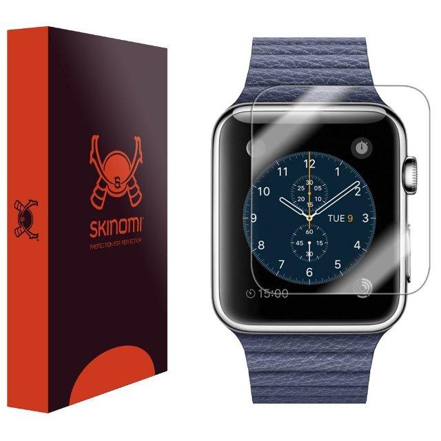 Skinomi TechSkin Apple Watch Screen Protector