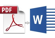 Free Tools To Convert PDF to Word