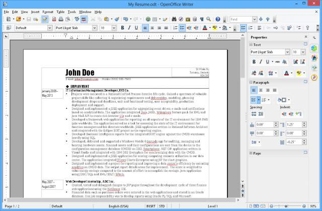 14 best free word processor programs for 2019.