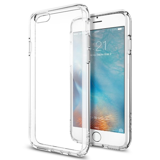 Spigen Crystal Clear iPhone 6s Case