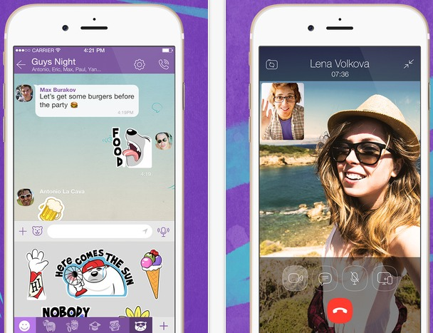 Viber on the App Store on iTunes