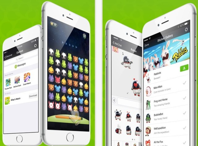 WeChat on the App Store on iTunes