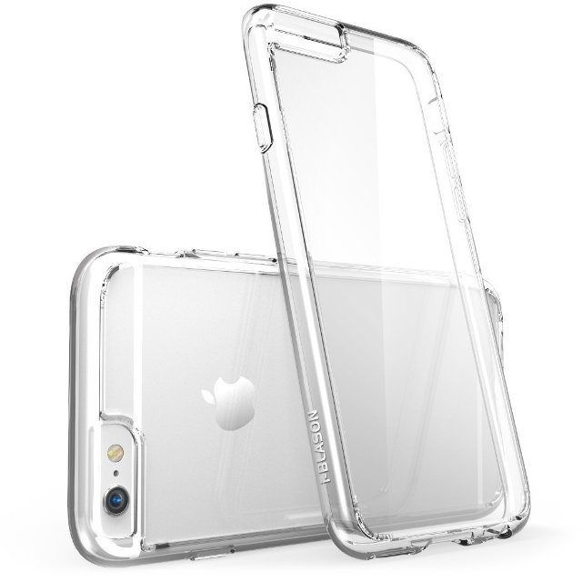 i-Blason Clear Halo Series iPhone 6s Plus Case