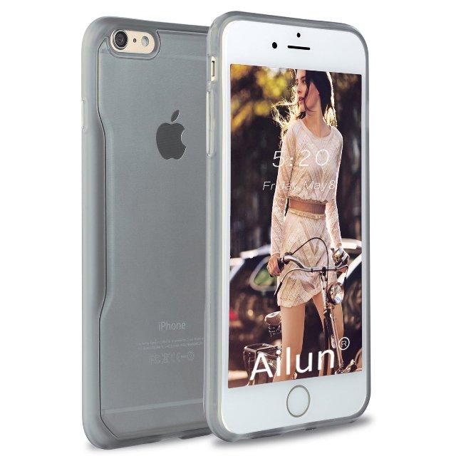AILUN Toughened Frame iPhone 6s Plus Bumper Case