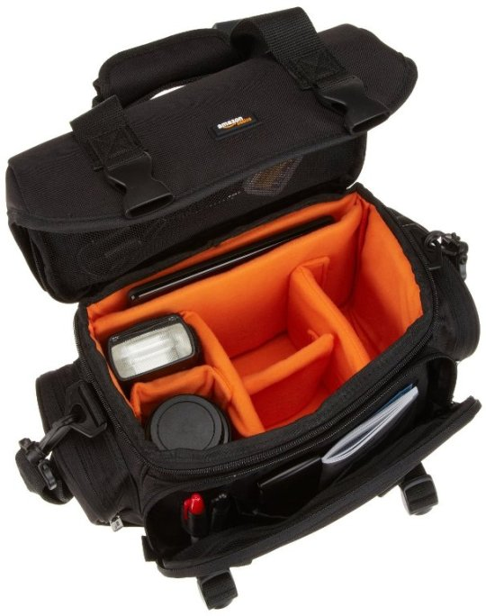 AmazonBasics Large DLSR Gadget Bag