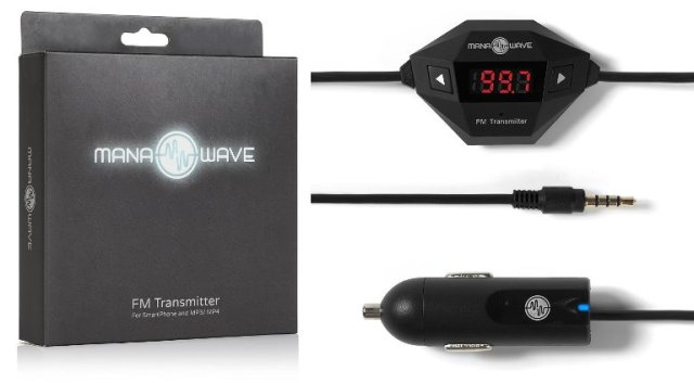 ManaWave iPhone 6s FM Transmitter