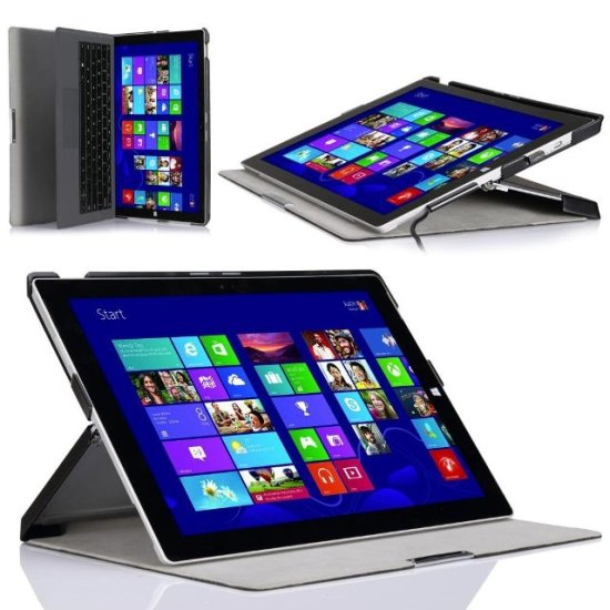 MoKo Shell Stand Surface Pro 3 Case