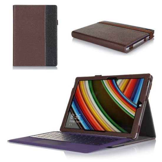 ProCase Folio Cover Case for Surface Pro 3