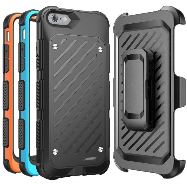 SUPCASE Beetle Power iPhone 6s Battery Case