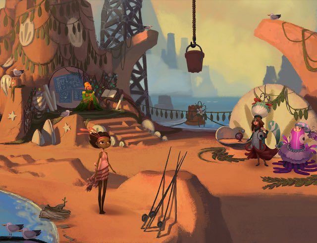 android adventures-broken-age