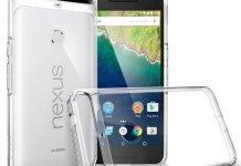 Spigen Clear Back Nexus 6P Case