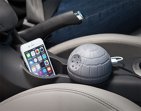 Star Wars Death Star Car Charger