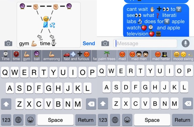 iOS Keyboards -bb- Keymoji-1