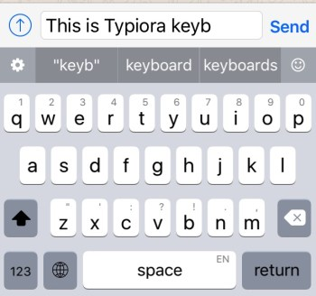 iOS Keyboards -bb- Typiora-1